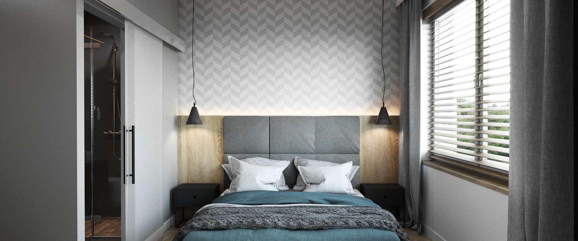 sypialnia przestrzenie